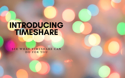 Introduction to Timeshare